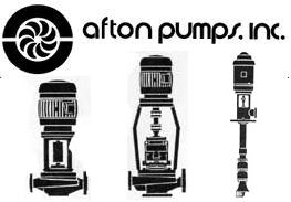 Afton Pumps - New Jersey (NJ) Pennsylvania (PA) and Delaware (DE)