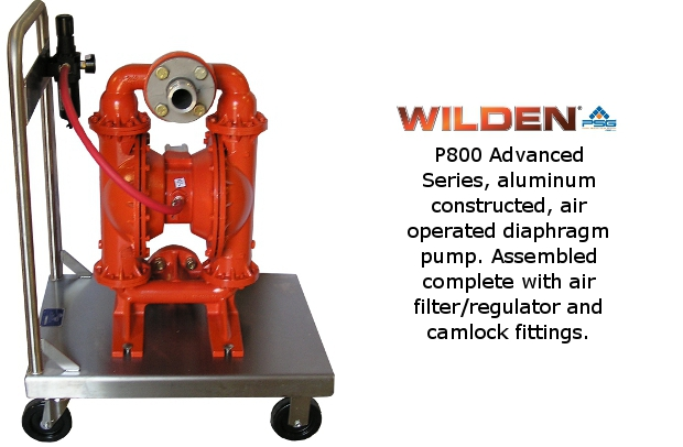 WildenP800 on Cart