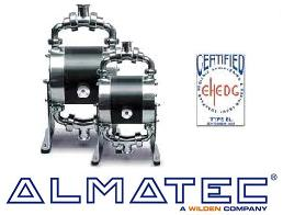 Almatec Biocor Series Pumps - New Jersey (NJ) Pennsylvania (PA) and Delaware (DE