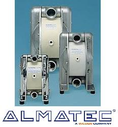 Almatec Chemicor Series Pumps