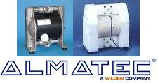 Almatec High Pressure Pumps - New Jersey (NJ) Pennsylvania (PA) and Delaware (DE)