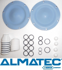 Almatec Rebuild Kit - New Jersey (NJ) Pennsylvania (PA) and Delaware (DE)