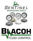 Blacoh Sentinel Diaphragm Seals & Valves - New Jersey (NJ) Pennsylvania (PA) and Delaware (DE)