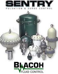 Blacoh Sentry Pulsation Dampeners