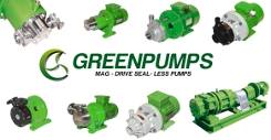Green Pumps - New Jersey (NJ) Pennsylvania (PA) and Delaware (DE)