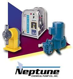 Neptune Metering Pump Distributor for New Jersey (NJ), Pennsylvania (PA), New York (NY), and Delaware (DE),