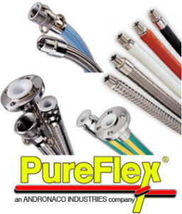 PureFlex Ultra-Pure & Chemical Resistant Hose and Fittings - New Jersey (NJ) Pennsylvania (PA) and Delaware (DE)