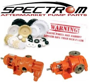 Spectrom Aftermarket Pumps and Parts