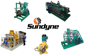 Sundyne PPI Sealless Compressor - New Jersey (NJ) Pennsylvania (PA) and Delaware (DE)