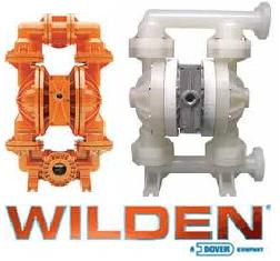 Wilden Advanced Series Pump - Bolted Design