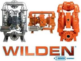 Wilden High Pressure Pumps - New Jersey Pennsylvania Delaware NJ PA DE