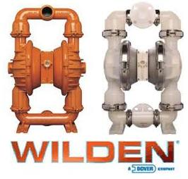 Wilden Original Series Pumps - Clamped Design - New Jersey Pennsylvania Delaware NJ PA DE