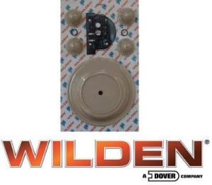 Wilden Pump Rebuild Kits - New Jersey (NJ) Pennsylvania (PA) and Delaware (DE)