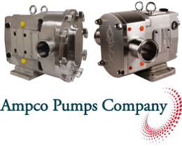 Ampco Rotary Lobe Pumps New Jersey Pennsylvania Delaware