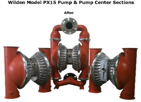 Wilden Pump Repairs New Jersey Pennsylvania Delaware